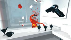 Super Hot PlayStation VR