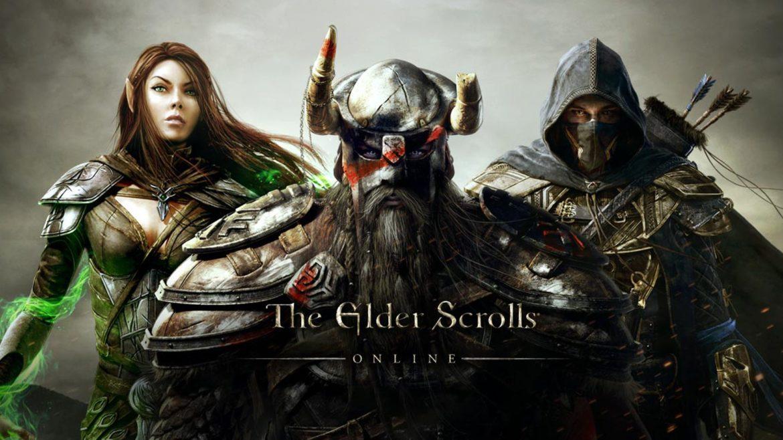 The Elder Scrolls Online -titre