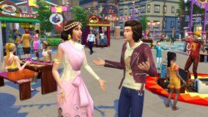 PlayStation - Les Sims 4