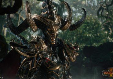 Total War Warhammer II - titre