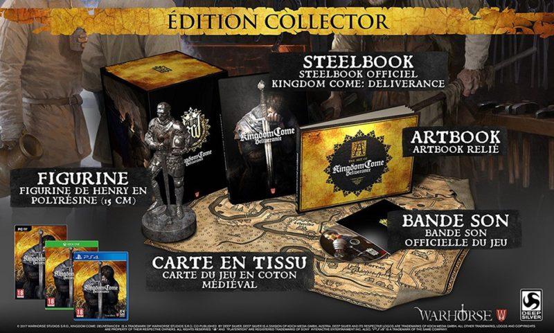 Kingdom Come: Deliverance collector