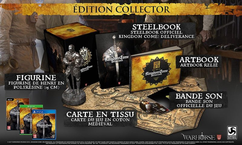 Kingdom Come: Deliverance collector