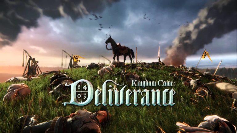 Kingdom Come: Deliverance logo
