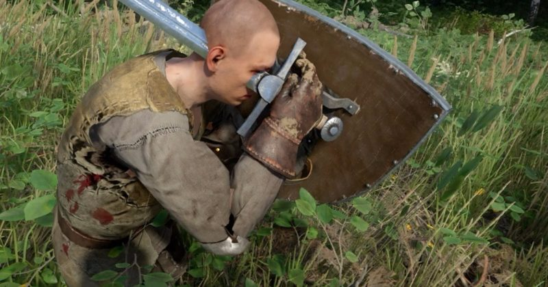 Kingdom Come: Deliverance bug
