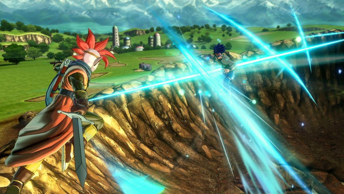 Dragon Ball Xenoverse 2 tapion