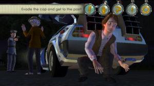 Games with Gold - Retour Vers le Futur : le jeu marty & la delorean