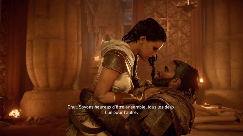 Assassin's Creed Origins - Aya