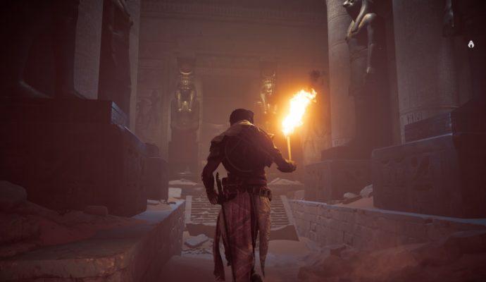 Assassin's Creed Origins - Tombeau
