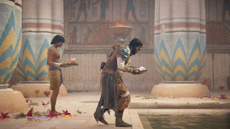 Assassin's Creed Origins sur PlayStation 4