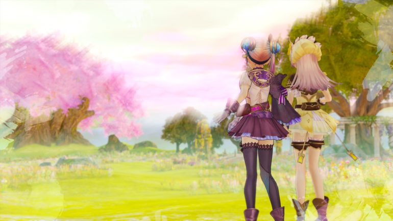 Atelier Lydie & Suelle: Alchemists of the Mysterious Painting soeur