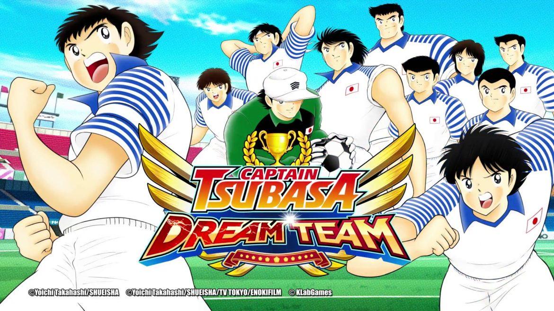 Captain Tsubasa: Dream Team logo