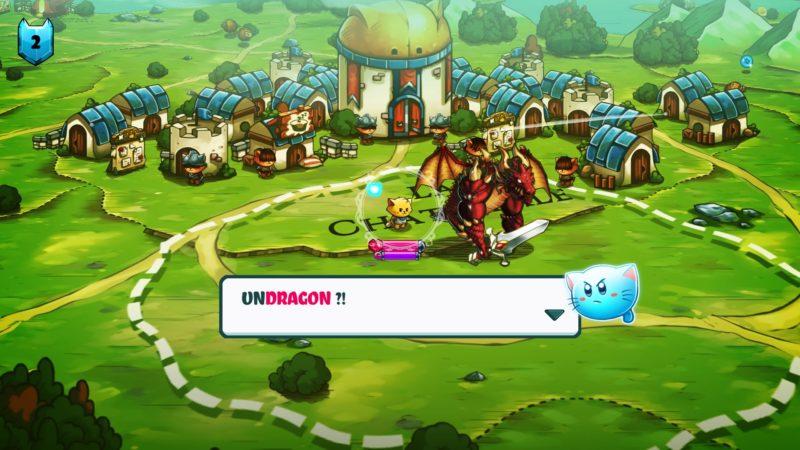 Cat Quest Dragon