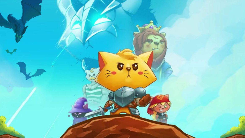 Cat Quest bannière