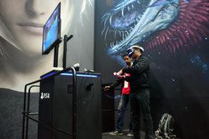Paris Games Week 2017 FF15 VR