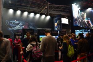 Paris Games Week 2017 Stand