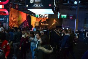 Paris Games Week 2017 Stand Koch Media