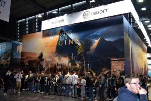 Paris Games Week 2017 assassin's creed