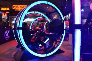 Paris Games Week 2017 Booth VR