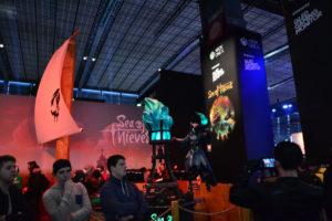 Paris Games Week 2017 Sea of Thieves