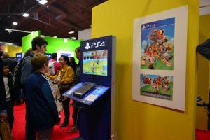 Paris Games Week 2017 PGW kids