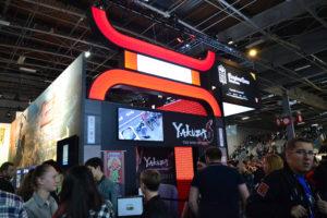 Paris Games Week 2017 Stand Yakuza 6