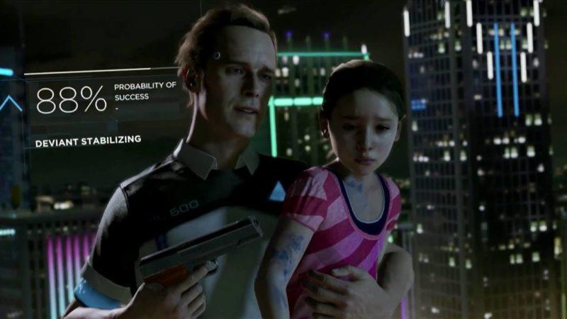 Detroit: Become Human Daniel le preneur d'otage