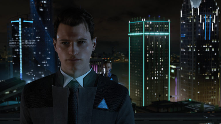 Detroit: Become Human Connor mission accomplie