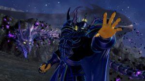 Dissidia: Final Fantasy NT Garland a lustré son armure