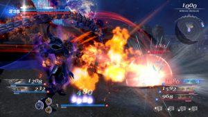 Dissidia: Final Fantasy NT Garland un affrontement bouillant