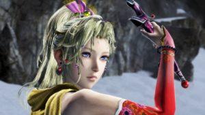 Dissidia: Final Fantasy NT Terra se re-belle
