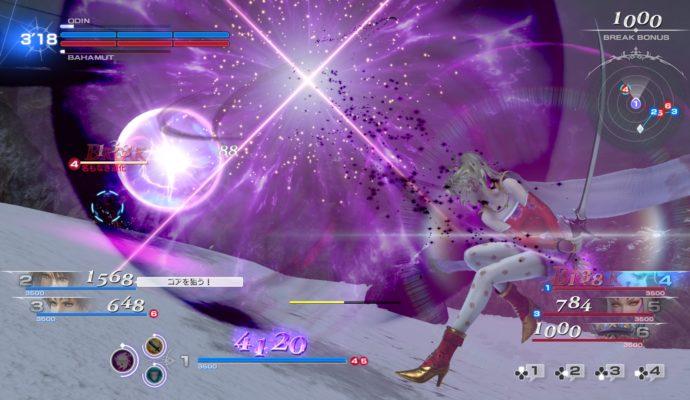 Dissidia: Final Fantasy NT Terra plus magique que Disney
