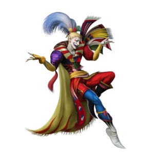 Dissidia: Final Fantasy NT Kefka