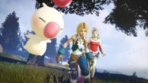 Dissidia: Final Fantasy NT même des mogs