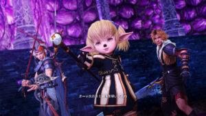 Dissidia: Final Fantasy NT vraiment trop de persos