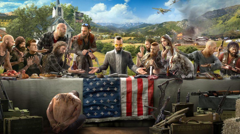 Far Cry 5 Key Art