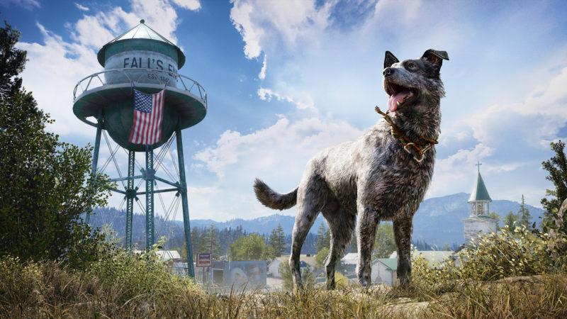 Far Cry 5 royal canin