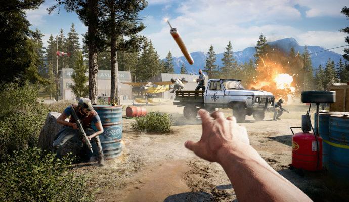 Far Cry 5 TNT