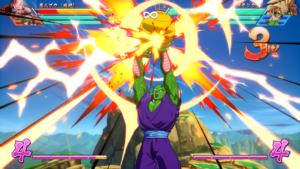 Dragon Ball FighterZ picollo