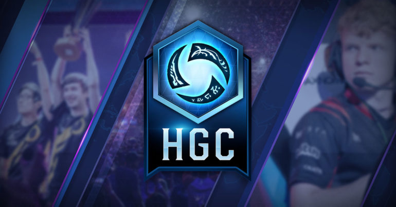 HGC 2017 coupe du monde heroes of the storm