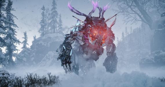 Horizon Zero Dawn: The Frozen Wilds - Créature