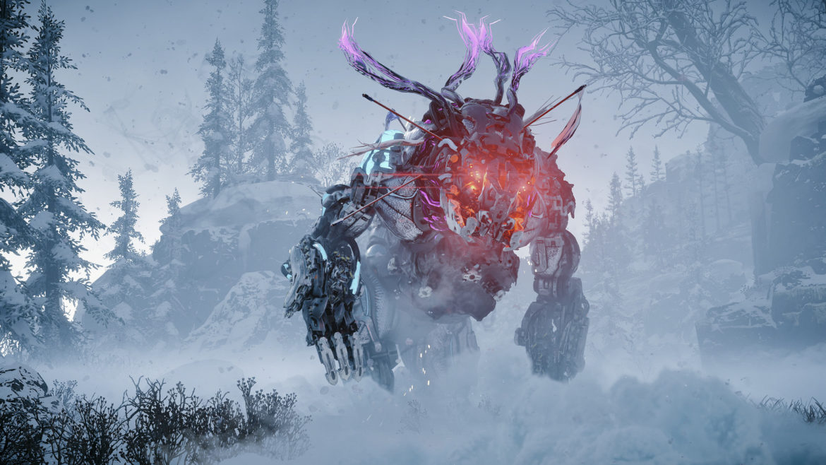 Horizon Zero Dawn: The Frozen Wilds - Créature