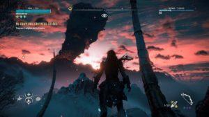 Horizon Zero Dawn The Frozen Wilds - Nuage de fumée