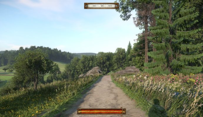 Kingdom Come Deliverance gameplay