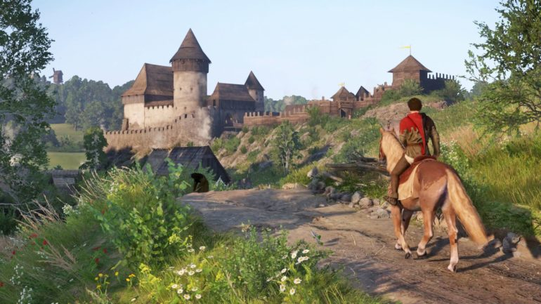 Kingdom Come Deliverance Henri