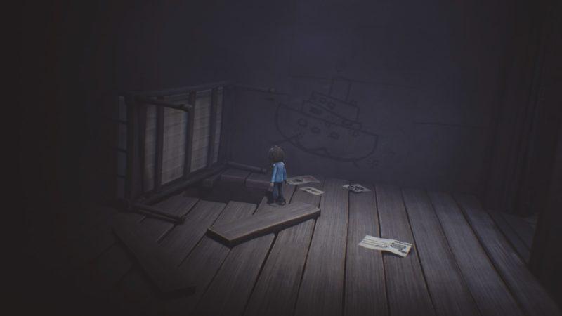 Little Nightmares - The Depths DLC