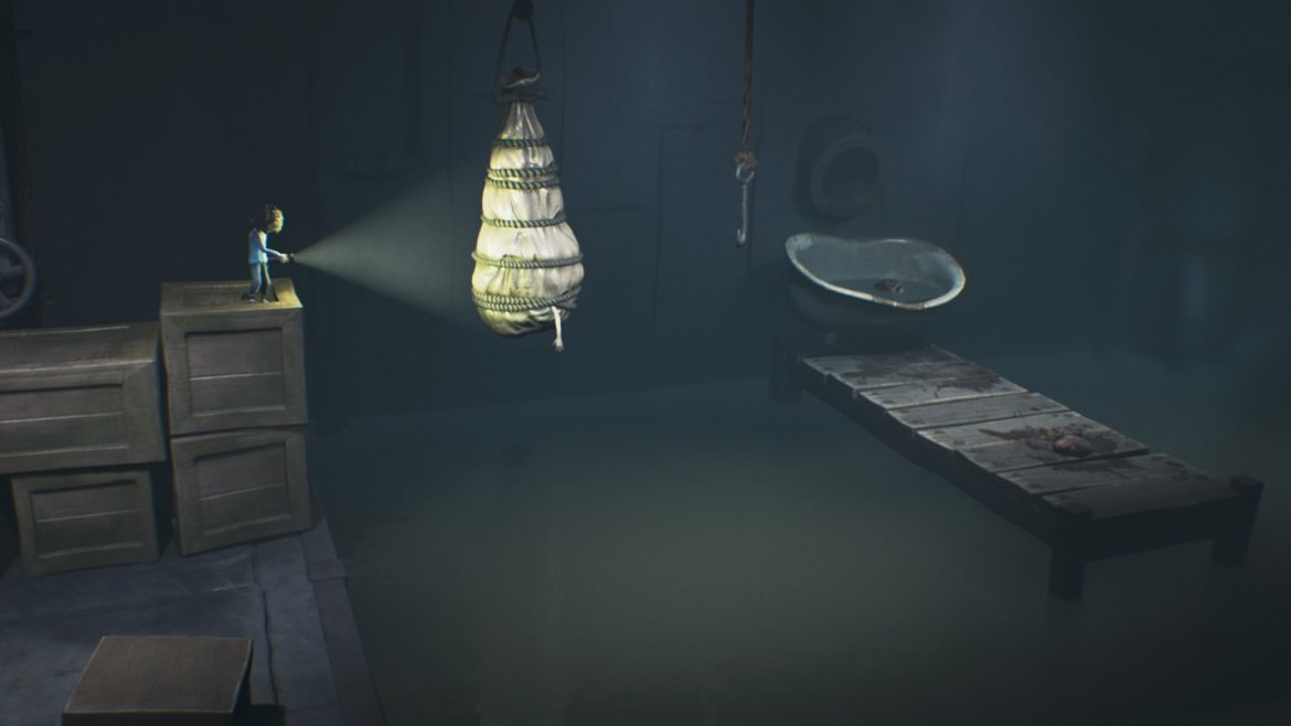 DLC Little Nightmares The Depths