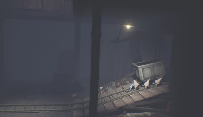 Little Nightmares - The Hideaway (03)