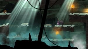 MagiBot environnement sombre
