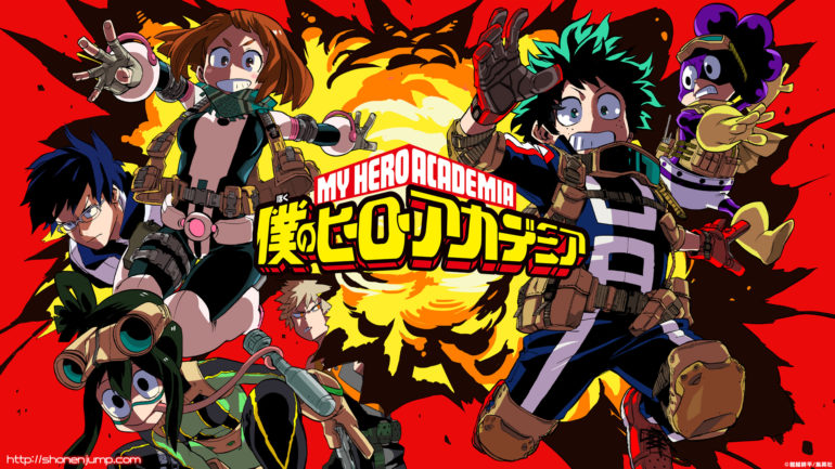 My Hero Academia: One's Justice image