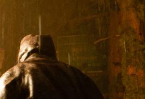 The Last of Us 2 panneau